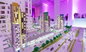 Закрытый показ современного квартала «Новый центр» в Перми