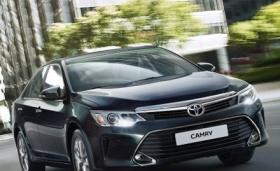 Новая Toyota Camry в Перми