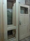 Дверь деревянная балкон или межкомнатная и веранды изготовим на заказ