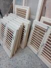 Окна для крыши деревянные жалюзи производство по размерам заказчиков.