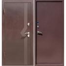 Дверь isoterma (с терморазрывом) уличная установка