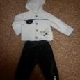 продам тёплый костюм на мальчика, Новосибирск