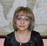 Яшанова Ирина Юрьевна