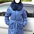 Продам зимнее пальто из плащевки, Новосибирск