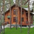 Строительство загородных домов из клееного бруса, Новосибирск