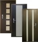 Дверь входная стальная по индивидуалным размерам
