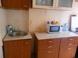 фото чернобелые кухни