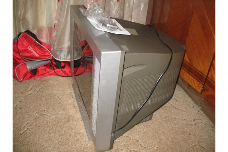 Продам телевизор Trony (диагональ 54 см) Плоский., Новосибирск.