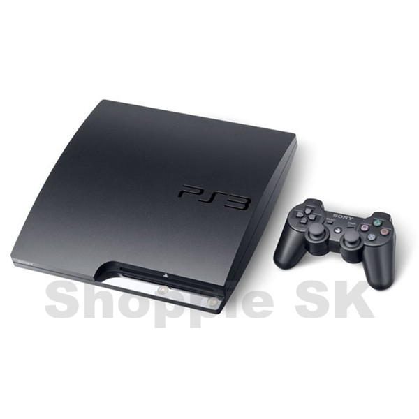 PlayStation 3 320GB (Прошитая + 10 игр) новая. Цена 86 000 тг