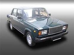"""Выпуск  """"семерки """" Lada прекратят в 2012 году.  Автомобили.  Tengrinews.kz."""