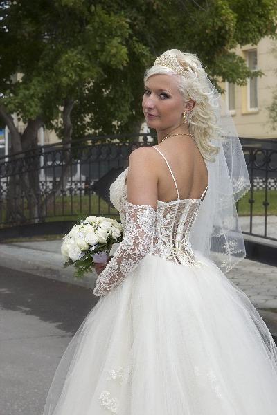 Фото свадебные платья 2000 года