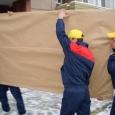 Профессиональные грузчики. Автотранспорт, Новосибирск