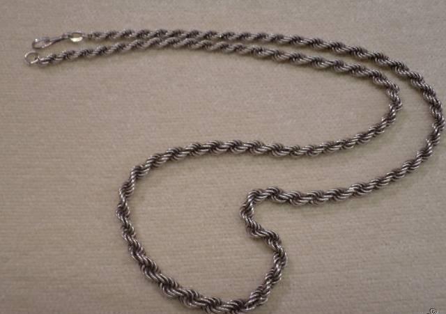 Плетение жгут цепочка фото