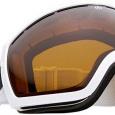 Крутая сноубордическая маска от фирмы Electric EG2 - White Bronze, Новосибирск