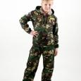 """Детский камуфляжный костюм """"Юный спецназ"""", Новосибирск"""