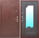 Дверь входная Ампир (Венге, Белёный дуб)