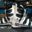 Продам подростковые горнолыжные ботин, Новосибирск