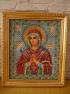 Продам иконы вышитые бисером, Новосибирск.