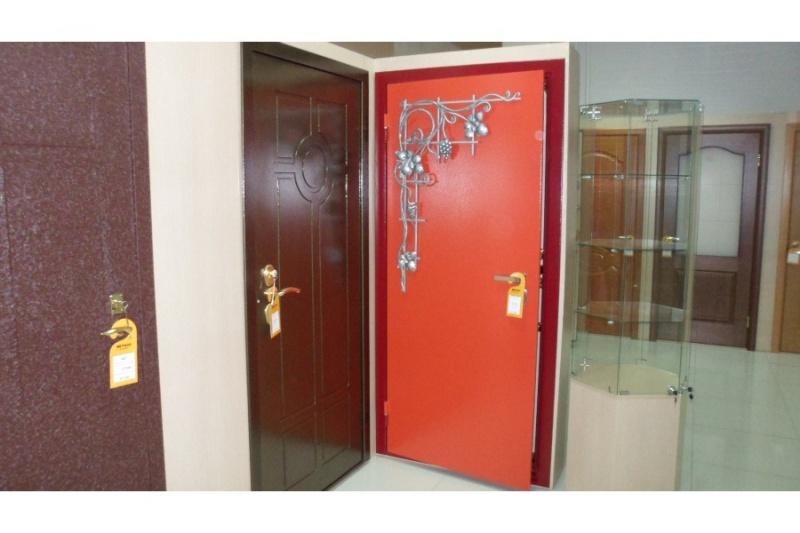 купить дверь металлическая к 15