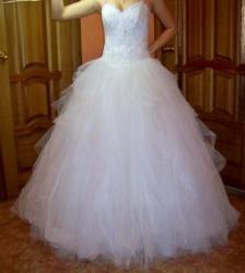 простые платья в пол с рукавами