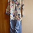 Пижама женская шелковая, Новосибирск