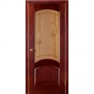 Дверь межкомнатная, модель Классика,  натуральный шпон ясеня