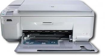 МФУ HP PhotoSmart C4583 с СНПЧ.