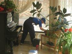 Генеральная уборка - это очистка во всех уголках дома.