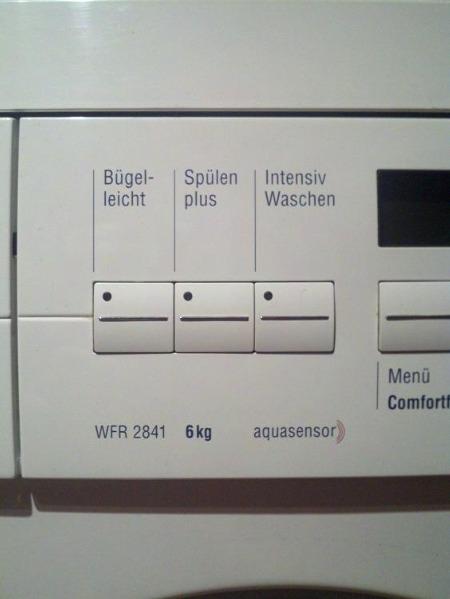Bosch Wfr 3240 Инструкция
