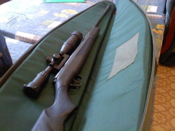 Пневматическая винтовка stoeger x50 опт