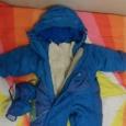 Продам  новый детский комбинезон-трансформер зима-осень, размер 80, Новосибирск