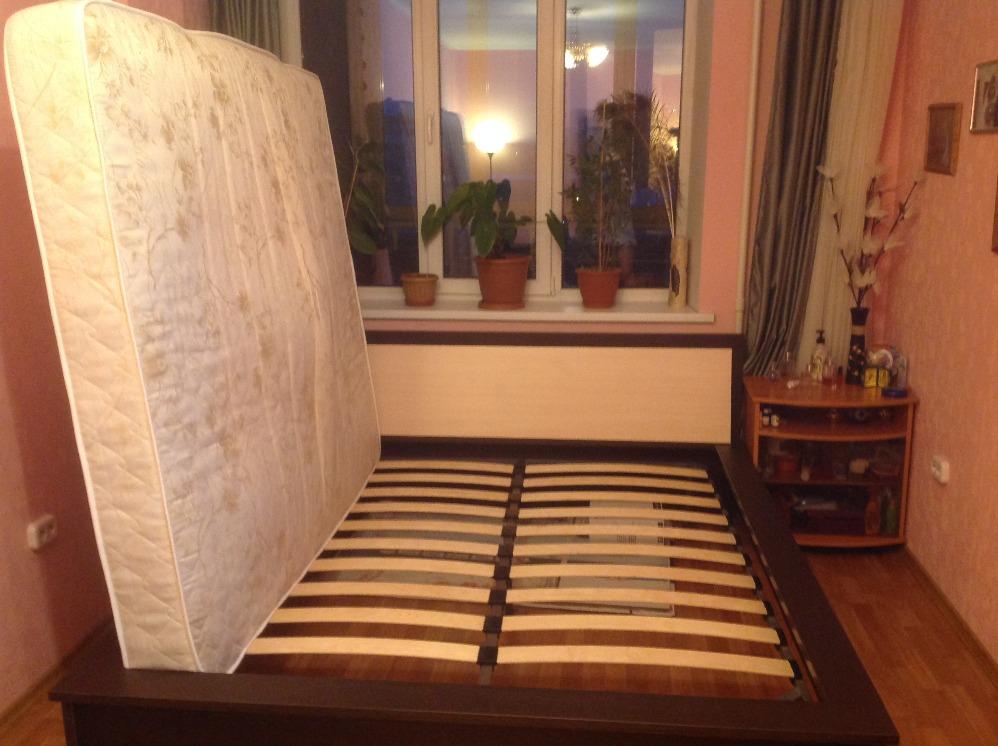 сборка кровати сакура видео