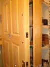 Входная дверь, производство, деревянная для подъезда  м2