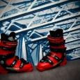 Продам детские горнолыжные ботинки, Новосибирск
