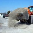 песок, гравий, отсев, ПГС, щебень, земля, торф, перегной с доставкой, Новосибирск