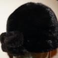 Норковая шапка женская, Новосибирск