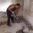 Вывоз Мусора. Слом стен, построек. Снятие кафеля, стяжки, штукатурки, Новосибирск