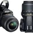 Зеркальный фотоаппарат Nikon D3100, Новосибирск