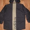 Продам зимнюю куртку ADIDAS для мальчика на синтепоне, Новосибирск