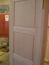 Дверь деревянная входная производство из массива сосна цена за (м2)