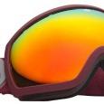 сноубордическая / лыжная маска electric eg2 - crimson red, Новосибирск