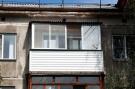 П-образный балкон 1500х800х3000