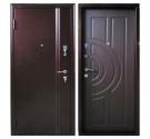 """Входная металлическая дверь """"Ангара"""""""