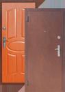 Входная металлическая дверь М11
