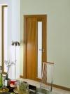 Дверь межкомнатная Волховец Nuance мод.3024 АНШ (Анегри Шоколад)