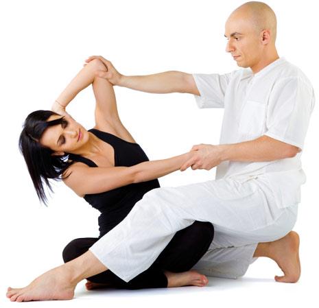 Как сделать фигуру подтянутой с помощью фитнес-йоги