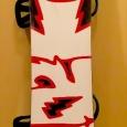 Продам сноуборд Burton MAMUT V-Rocket + Крепы, Новосибирск