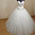 Обворожительное свадебное платье. Не б/у, Новосибирск