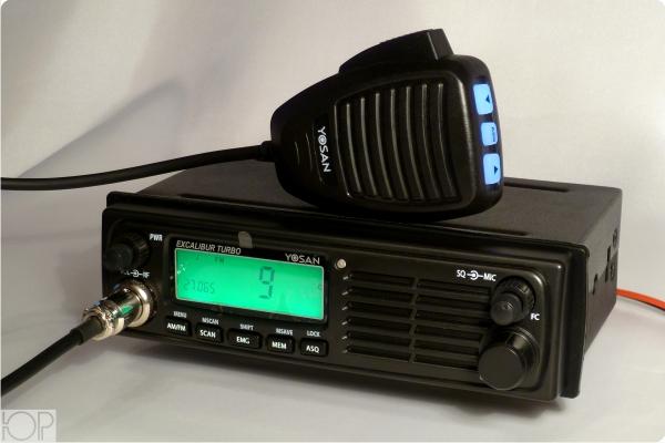 Радиостанции yosan Stealth 5  купить цена 4 000 руб