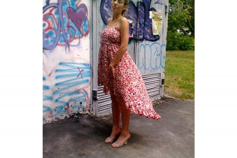 Как сшить платье бандо с